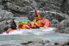 Rafting Rangitata River