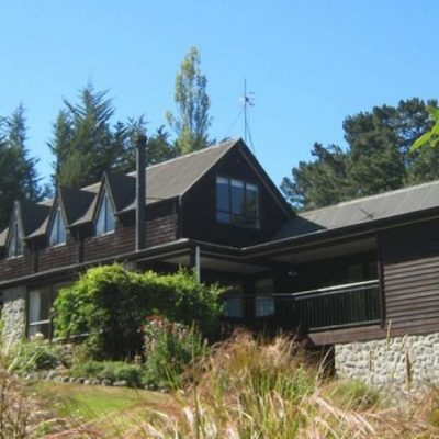 Riverstone House Bed and Breakfast accommodation Pye Road Geraldine south Canterbury